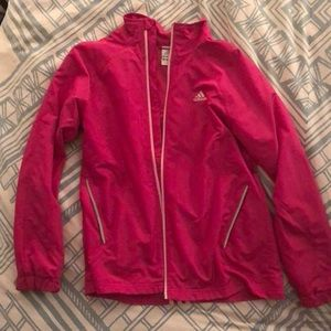 Women's Adidas Raincoat